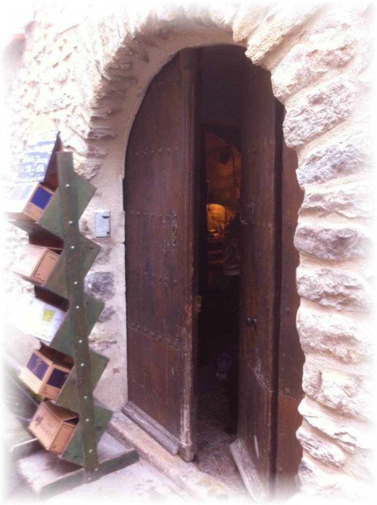 Cave Del tap Al Vi Maureillas Las Illas