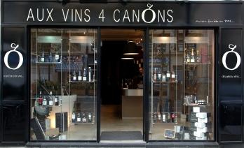 Aux Vins 4 Canons Perpignan