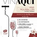VinAqui-CIVR-2017-A3 Affiche officielle